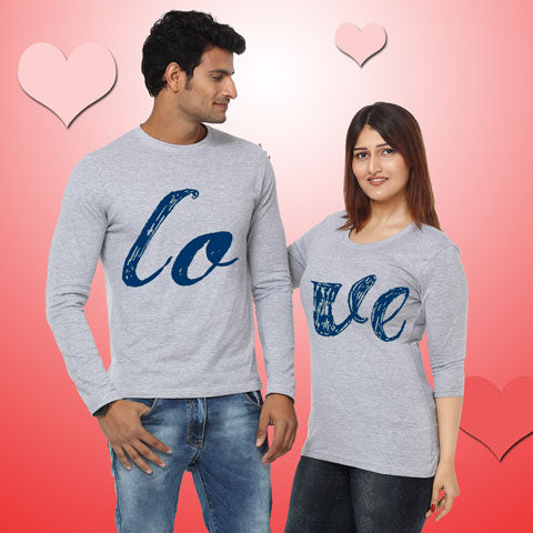 couple t shirts for pre wedding shoot