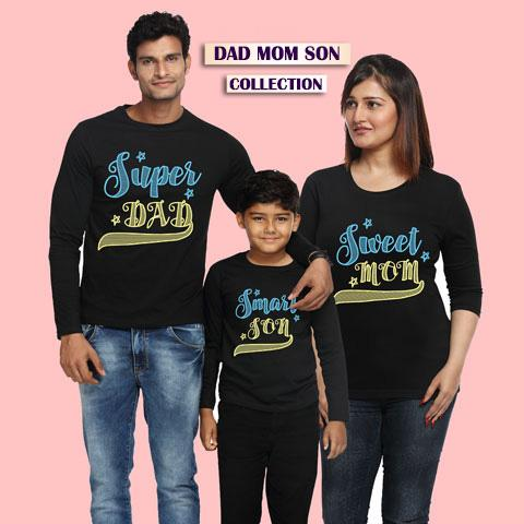1397ac20 Matching T-shirts for family and couples - buy online india – GFASHION