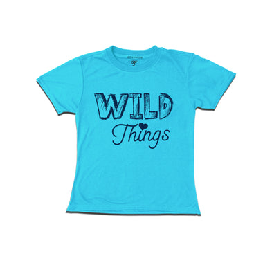 wild things girls t shirts