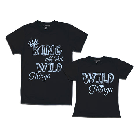 king of wild things and wild things