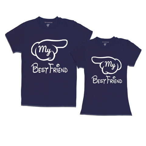 my best friend t shirt