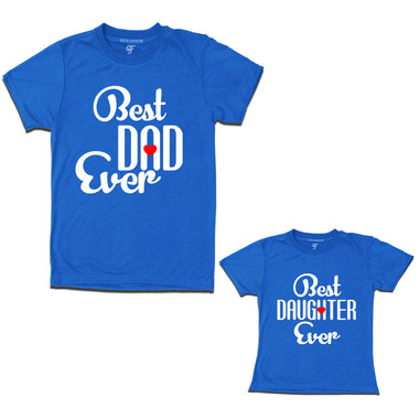 Best Dad Best Daughter - GFASHION