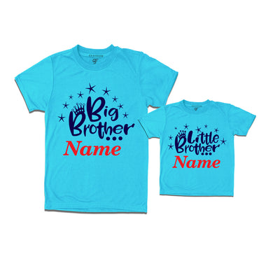 brothers t shirts with name