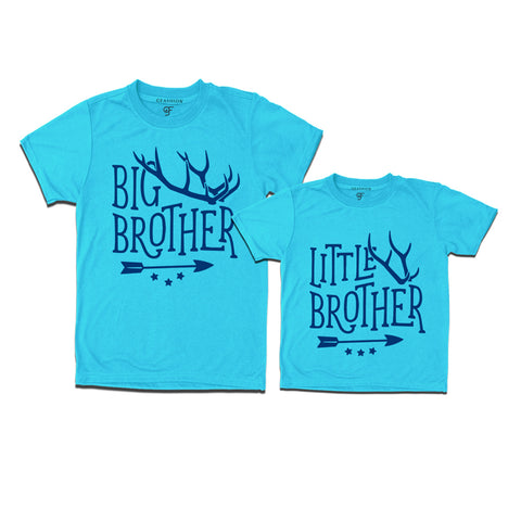 Big brother little brother t shirts