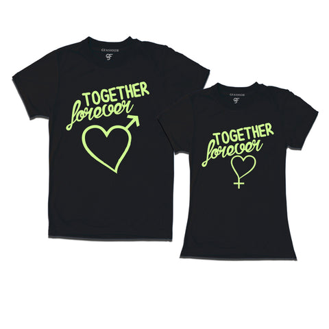 together forever t shirts
