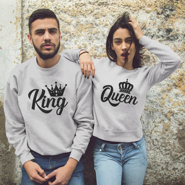 king queen sweatshirts