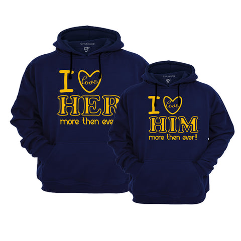 couple sweatshirts with hoodies