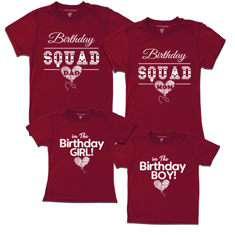 Birthday Party T Shirts