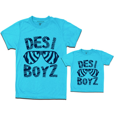 desi boyz dad and son t shirts