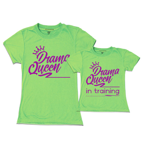 2cee15c8 mother daughter t shirts. drama queen drama queen in training ...