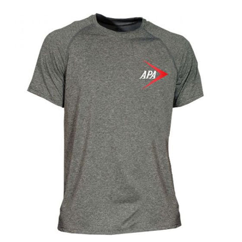Athletic Gray Performance T