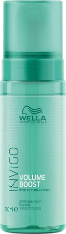 Wella - Invigo - Volume Boost - Bodifying Foam - 150 ml, Wella