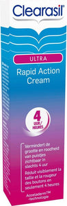 Clearasil Ultra Rapid Action Cream Behandelingscreme - 15 ml, Clearasil