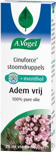 A.Vogel Cinuforce stoomdruppels - 20 ml, A.Vogel