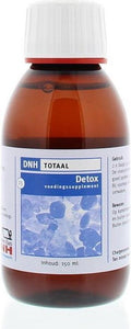DNH - Detox Totaal - 150 ml - Voedingssupplement, DNH Research