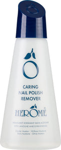 Herôme Caring Nail Polish Remover - 125 ml - remover, Herôme