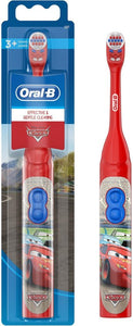 Oral-B Stages Power Kids Cars Of Prinses - Tandenborstel Op Batterijen, Oral B