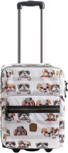 Pick & Pack Cute Dogs Kindertrolley white multi, Pick & Pack