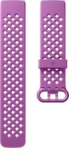 Fitbit Charge 3 Accessory Band sport - berry- small, Fitbit