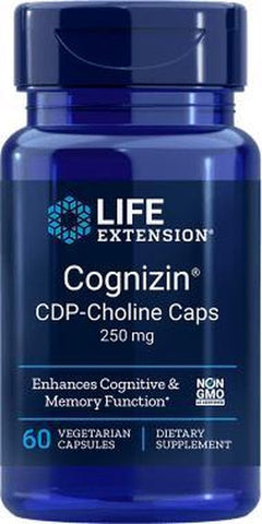 Life Extension CDP-Choline Caps, Life Extension