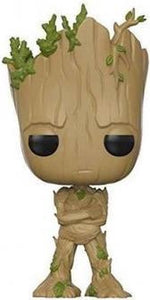 Funko Pop! Guardians Of The Galaxy Groot - #207 Verzamelfiguur, Funko