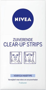 NIVEA Zuiverende Clear-Up Strips - 6 stuks, NIVEA