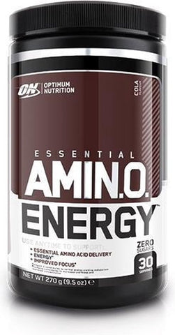 Optimum nutrition Amino Energy - 30 servings - Cola, Optimum Nutrition
