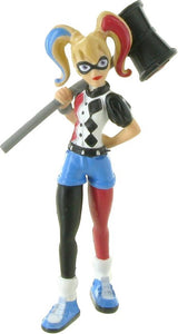DC Comics: Super Hero Girls - Harley Quin - 8,5 cm, Comansi