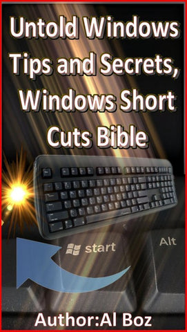 Windows Shorts Cuts Bible, Celal Boz