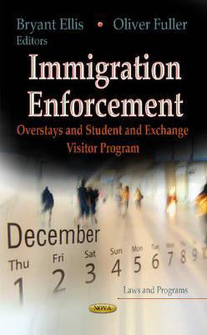 Immigration Enforcement, Bryant Ellis