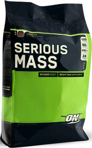Optimum Nutrition Serious Mass - Weightgainer - 5455 g - Cookies & Cream, Optimum Nutrition