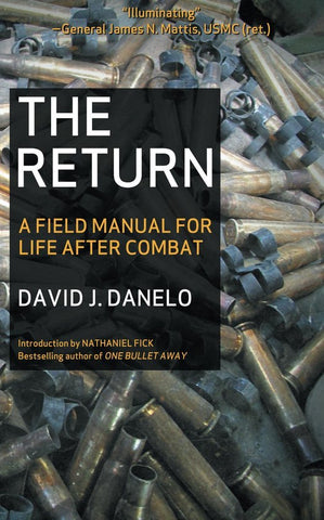 The Return, David J. Danelo
