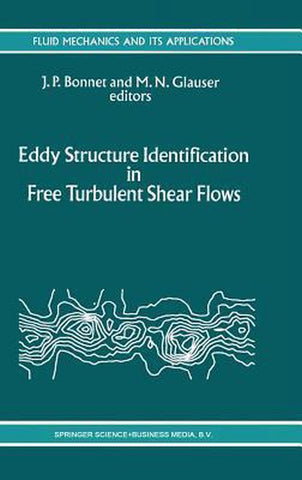 Eddy Structure Identification in Free Turbulent Shear Flows, International Union Of Theoretical And A