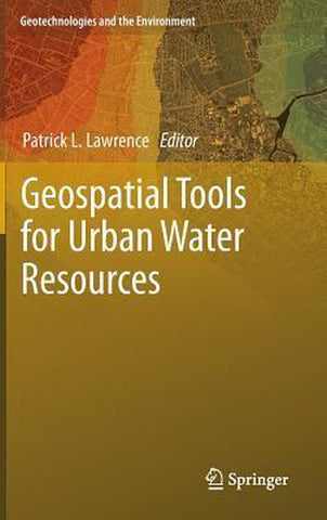 Geospatial Tools for Urban Water Resources, Springer