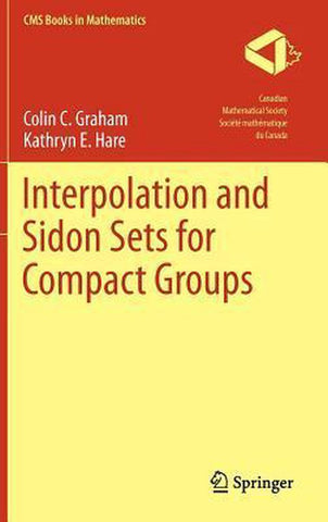 Interpolation and Sidon Sets for Compact Groups, Colin Graham