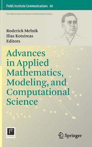 Advances in Applied Mathematics, Modeling, and Computational Science, Springer-Verlag New York Inc.