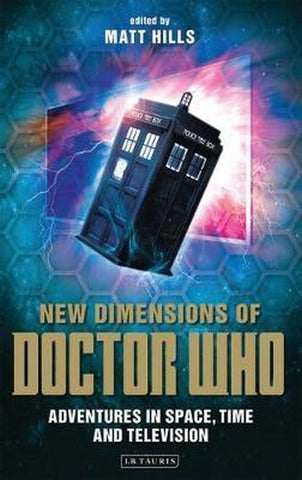 New Dimensions of Doctor Who, David Mellor