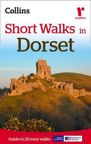 Short Walks in Dorset, Collins Maps