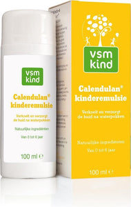 VSM Kind Calendulan kinderemulsie - 100 ml - Gezondheidsproduct, Vsm Kind