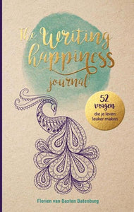 The Writing Happiness Journal, Florien van Basten Batenburg