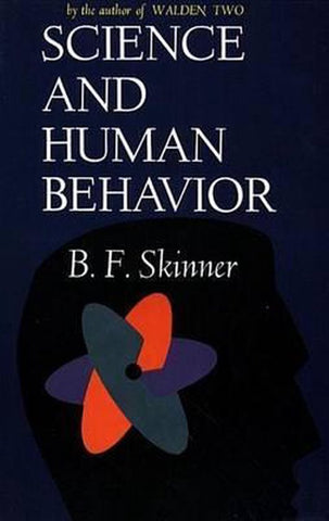 Science And Human Behavior, B.F Skinner