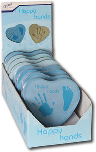 Happy Hands - Baby - Blauw, Happy Hands