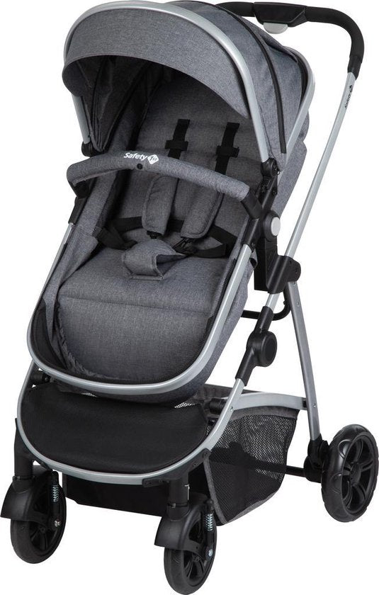 Safety 1st Hello 2-in-1 Kinderwagen - Black Chic, Safety 1st