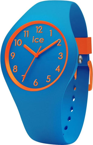 Ice-Watch IW014428 Horloge - Siliconen - Blauw - 34 mm, Ice-Watch