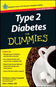 Type 2 Diabetes For Dummies, Lesley Campbell