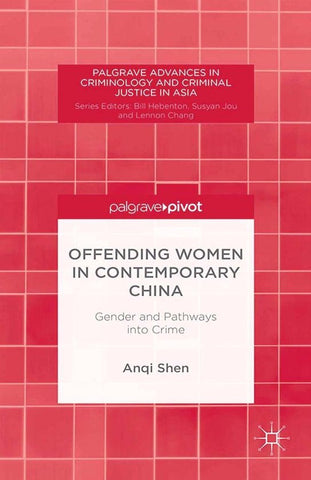 Offending Women in Contemporary China, A. Shen