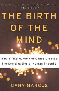 The Birth of the Mind, Gary Marcus