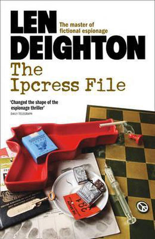 The Ipcress File, Len Deighton