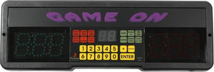 Favero Game On Darts Scoreboard, Favero
