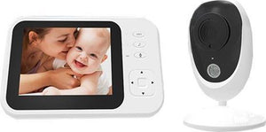 Mimi Easy Babyfoon met Camera - Full HD - Direct te gebruiken, Mimi Easy
